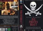 DIE PIRATENBRAUT - Geena Davis -WENDECOVER-gr. Cover - VHS