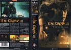 THE CROW III - TÖDLICHE ERLÖSUNG - gr. Cover - VHS