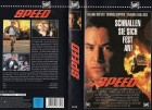 SPEED - Keanu Reeves - gr. Cover - VHS