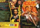 CUT  - gr. Cover - VHS