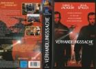VERHANDLUNGSSACHE - Samuel L. Jackson - gr. Cover - VHS