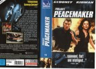 PROJEKT : PEACEMAKER - George Clooney -  gr. Cover - VHS