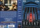 DAS RELIKT - MUSEUM DER ANGST -  gr. Cover - VHS