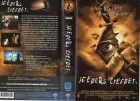 JEEPERS CREEPERS - gr. Cover - VHS