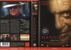 HANNIBAL - KINOFASSUNG UNGEKÜRZT - gr. Cover - VHS