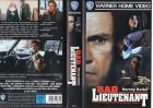 BAD LEUTENANT - Harvey Keitel RARITÄT - gr. Cover - VHS