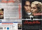 SLEEPY HOLLOW - UNGEKÜRZTE FASSUNG - gr. Cover - VHS