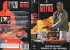 METRO - Eddie Murphy RARITÄT - gr. Cover - VHS