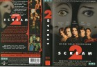 SCREAM 2 - DIRECTOR`S CUT - gr. Cover - VHS