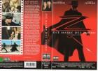 DIE MASKE DES ZORRO - gr. Cover - VHS