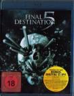 Final Destination 5 - Blu-Ray - neu in Folie - uncut!!