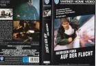 AUF DER FLUCHT - Harrison Ford RARITÄT - gr. Cover - VHS