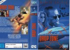 DROP ZONE - Wesley Snipes RARITÄT - gr. Cover - VHS