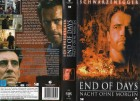 END OF DAYS - Arnold Schwarzenegger  - gr. Cover - VHS