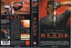 BLADE - KULT  - gr. Cover - VHS