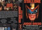 JUDGE DREDD - Sylvester Stallone RARITÄT - gr. Cover - VHS