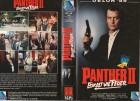 PANTHER II - EISKALT WIE FEUER - A.Delon - gr. Cover - VHS