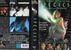 SPECIES - ERSTAUFLAGE - gr. Cover - VHS
