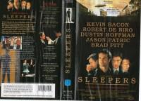 SLEEPERS  -  ROBERT DE NIRO - gr. Cover - VHS