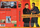 RUSH HOUR - Jackie Chan - gr. Cover - VHS