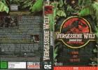 VERGESSENE WELT - JURASSIC PARK 2 - gr. Cover - VHS