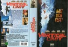 VERTICAL LIMIT - gr. Cover - VHS