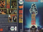 DEEP STAR SIX - RARITÄT - gr. HB Cover- VHS