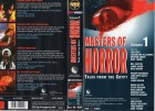 MASTERS OF HORROR Volume.1 - RARITÄT - gr. Cover- VHS