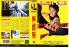 MR. NICE GUY - Jackie Chan  RARITÄT - gr. Cover- VHS