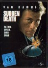 Sudden Death - Van Damme - neu in Folie - uncut!!