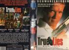 TRUE LIES -Arnold Schwarzenegger RARITÄT- gr. HB Cover - VHS