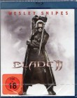 Blade 2 - Blu-Ray - Wesley Snipes - neu in Folie - uncut!!