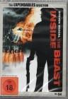 Inside The Beast - Steven Seagal - neu in Folie - uncut!!