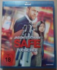 Safe - Todsicher BLU RAY Jason Statham