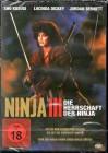 Ninja 3 - Die Herrschaft der Ninja - neu in Folie - uncut!!