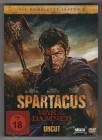 Spartacus - War Of The Damned - komplette 3. Staffel - uncut