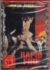 Rapid Fire - Brandon Lee - neu in Folie - uncut!!