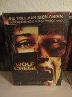 Wolf Creek  Mediabook von 84  OOP/OVP  Erstauflage