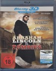 ABRAHAM LINCOLN VS. ZOMBIES [3D BLU-RAY]