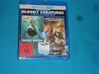Ghost Shark/Mega Python-Bloody Creatures -Uncut [3D) Blu.ray