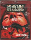 Saw Massacre - Horror - Uncut - Blu Ray - Red Edition -FSK18