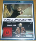 DOUBLE UP COLLECTION: THE MECHANIC & BANK JOB  BLU-RAY