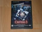 CRITTERS 3 (III) - DIE WELTRAUM-MONSTER - Deutsch - DVD