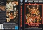 DER MANN MIT DER TODESKRALLE - WARNER kl.Cover - VHS