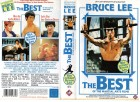 BRUCE LEE - THE BEST - UfA kl.Cover - VHS