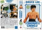 DIE TODESFAUST DES CHENG LI - UfA kl.Cover - VHS