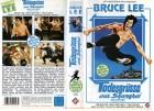 TODESGRÜSSE AUS SHANGHAI - UfA kl.Cover - VHS