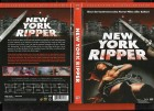 NEW YORK RIPPER -COLLECTOR`S 2-DISC EDIT  MEDIABOOK  Blu-ray