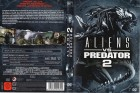 ALIENS vs PREDATORS 2 - DVD