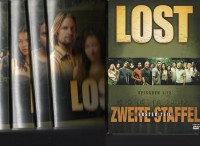 LOST - ZWEITE STAFFEL - Teil.1 EPISODEN 1-12 BOX - DVD